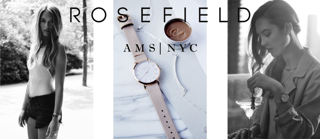 Rosefield Watches AMS | NYC